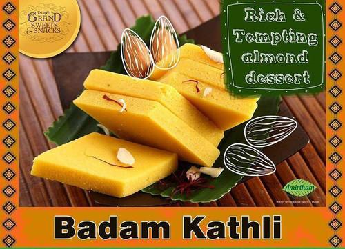 Badam Kathli - 250 gms