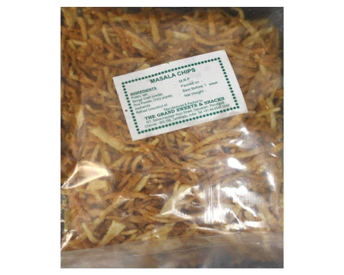 Masala Chips - 250 gms