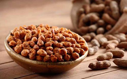 Masala Groundnuts