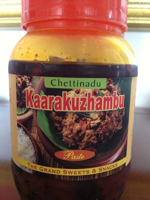 Chettinad Garlic Kara Kuzhambu Mix  - 500 gms