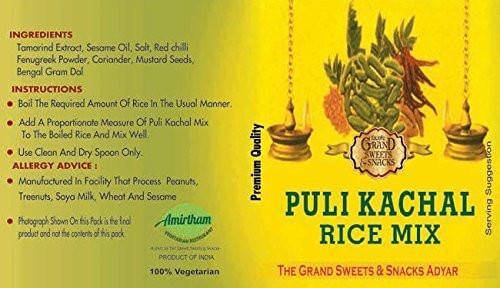 Puli Kachal Rice Mix - 500 gms