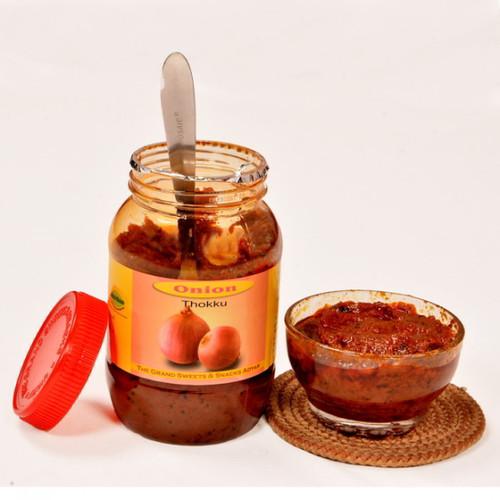 Onion Thokku - 500 gms