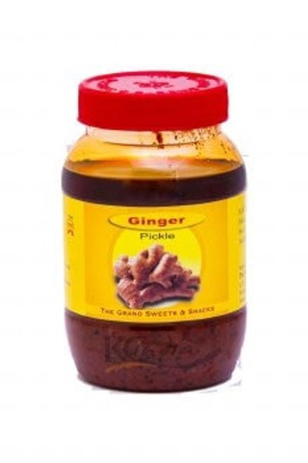 Ginger Pickle - 500 gms