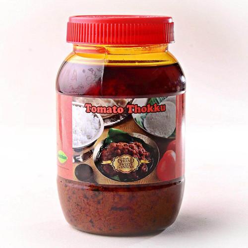 Tomato Pickle Thokku
