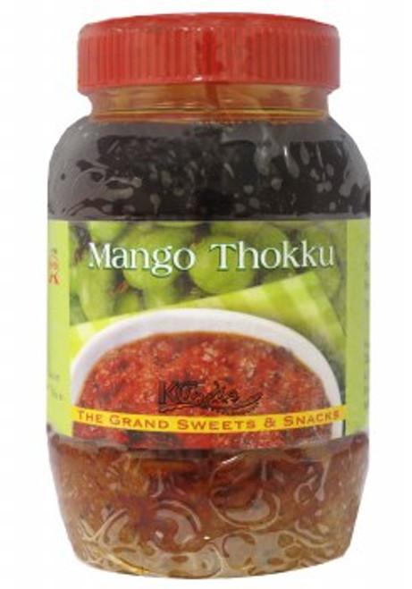 Mango thokku pickle - 500 gms