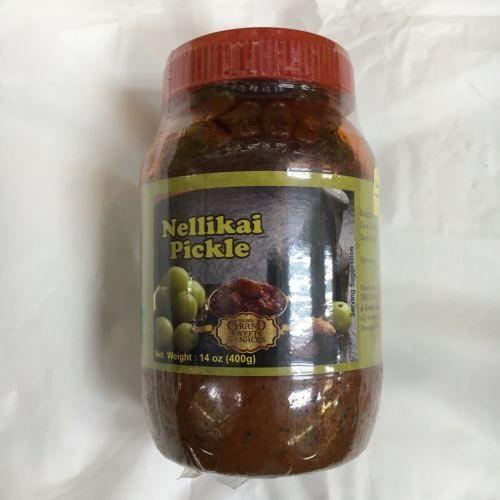 Nellikai Pickle - 500 gms Gooseberry pickle