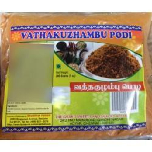 Vatha Kozhumbu Podi