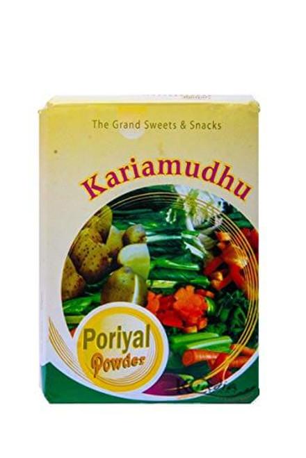 Kariamudhu Pooriyal Powde