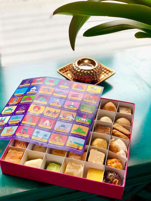 Assorted Sweets Gift Box