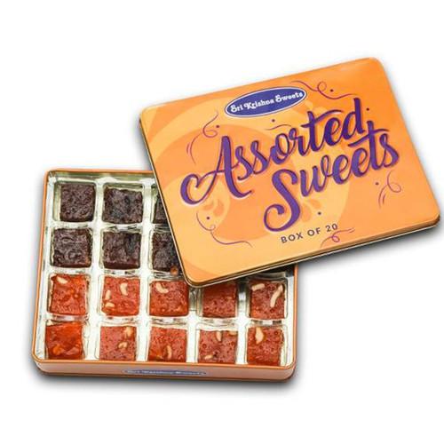 Bombay halwa Sri Krishna Sweets