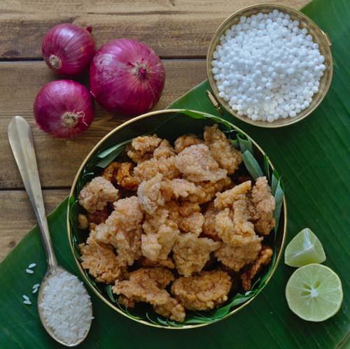 Onion Vadaam - Ambika Appalam
