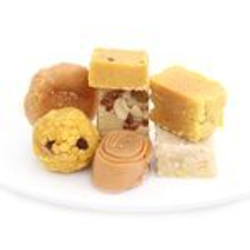Assorted Sweets from Grand Sweets & Snacks - 250 gms