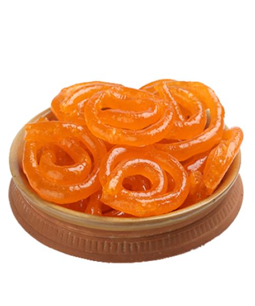 Sugar free jangiri from dezire natural foods