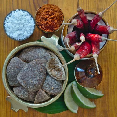 Chilli Narthanga Vathal Ambika Appalam