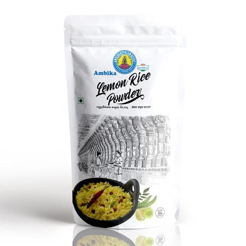 Lemon rice powder ambika appalam