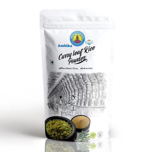 Curry Leaf powder ambika appalam