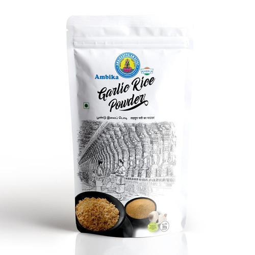 Garlic Rice Powder - Ambika Appalam