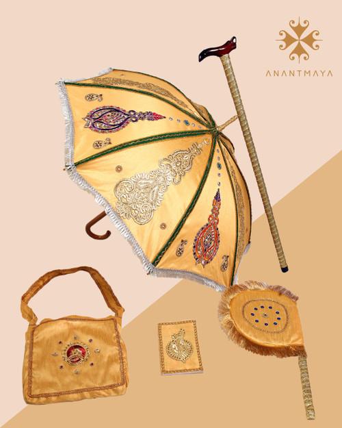 Gold Kasi Yatra Set