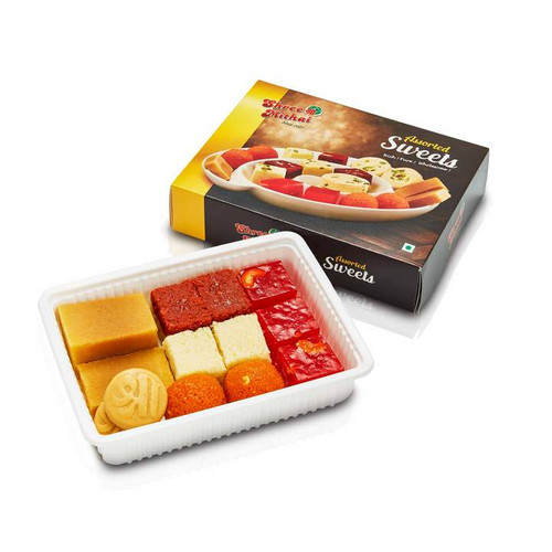 Shree Mithai Assorted Sweets