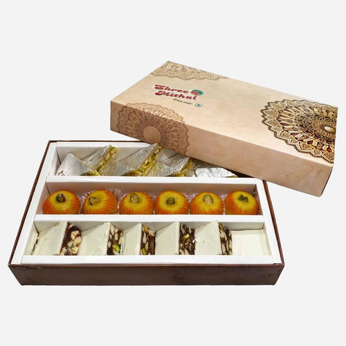 Shree mithai assorted sweets mars