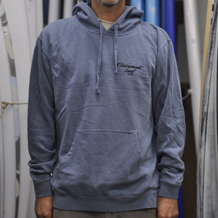 Modern Hood (Pigment Wash)  OUTER