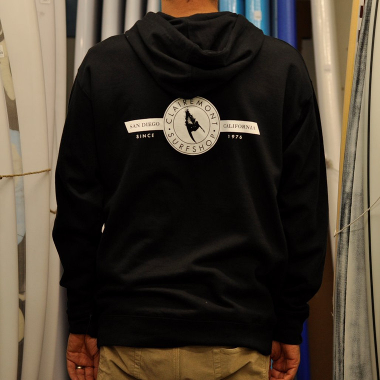 CIRCLE BANNER PULLOVER HOOD SS4500 OUTER