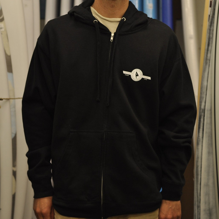 CIRCLE BANNER ZIP  OUTER