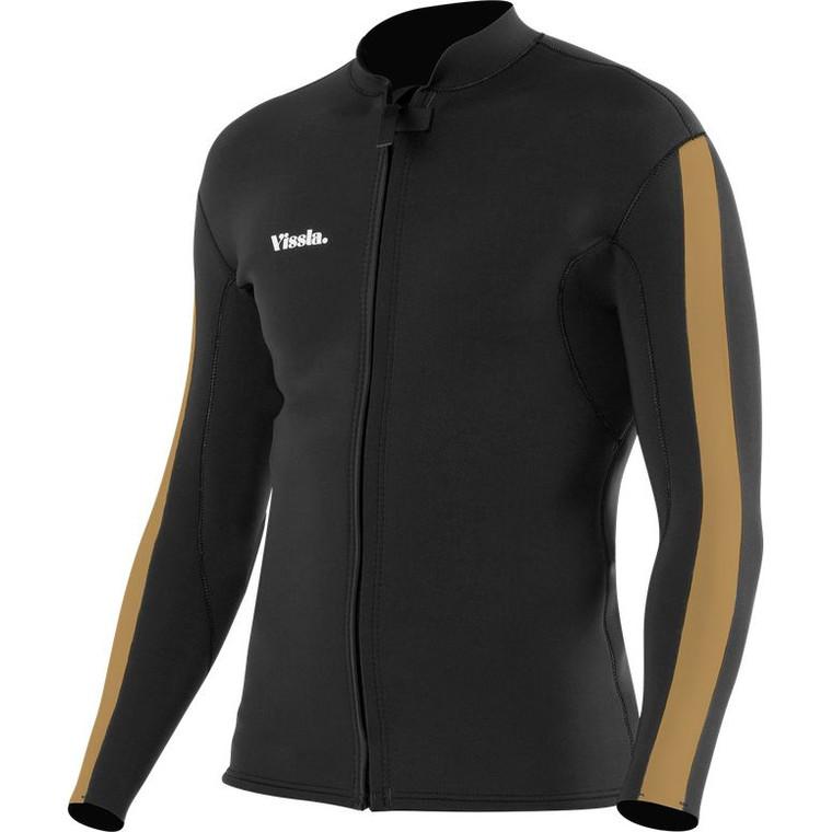 Gadoo Front Zip Jacket MW02MGAD WETSUIT   SPRING/TOP