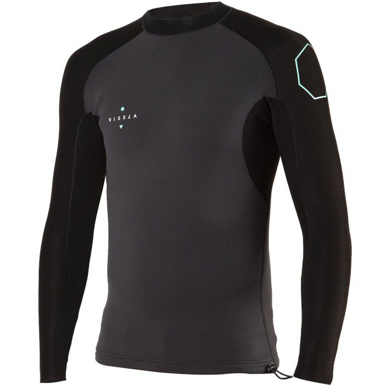 1Mm High Seas Jacket MW01OHSF WETSUIT   SPRING/TOP