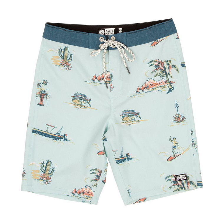 Pescador Boy's Boardshort  BOYS      TRUNKS