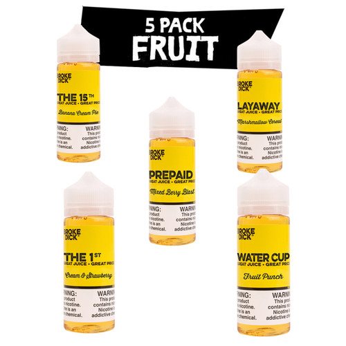 bulk cheap vape juice 600ml $55 - 5 pack 600ml