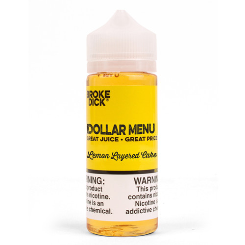 lemon cake vape juice 120ml