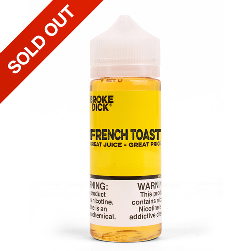 French Toast (120ml)