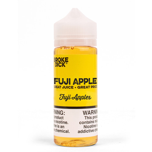 Fuji Apple Vape Juice (120ml)