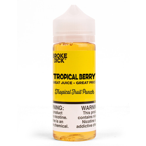 Tropical Berry Vape Juice (120ml)