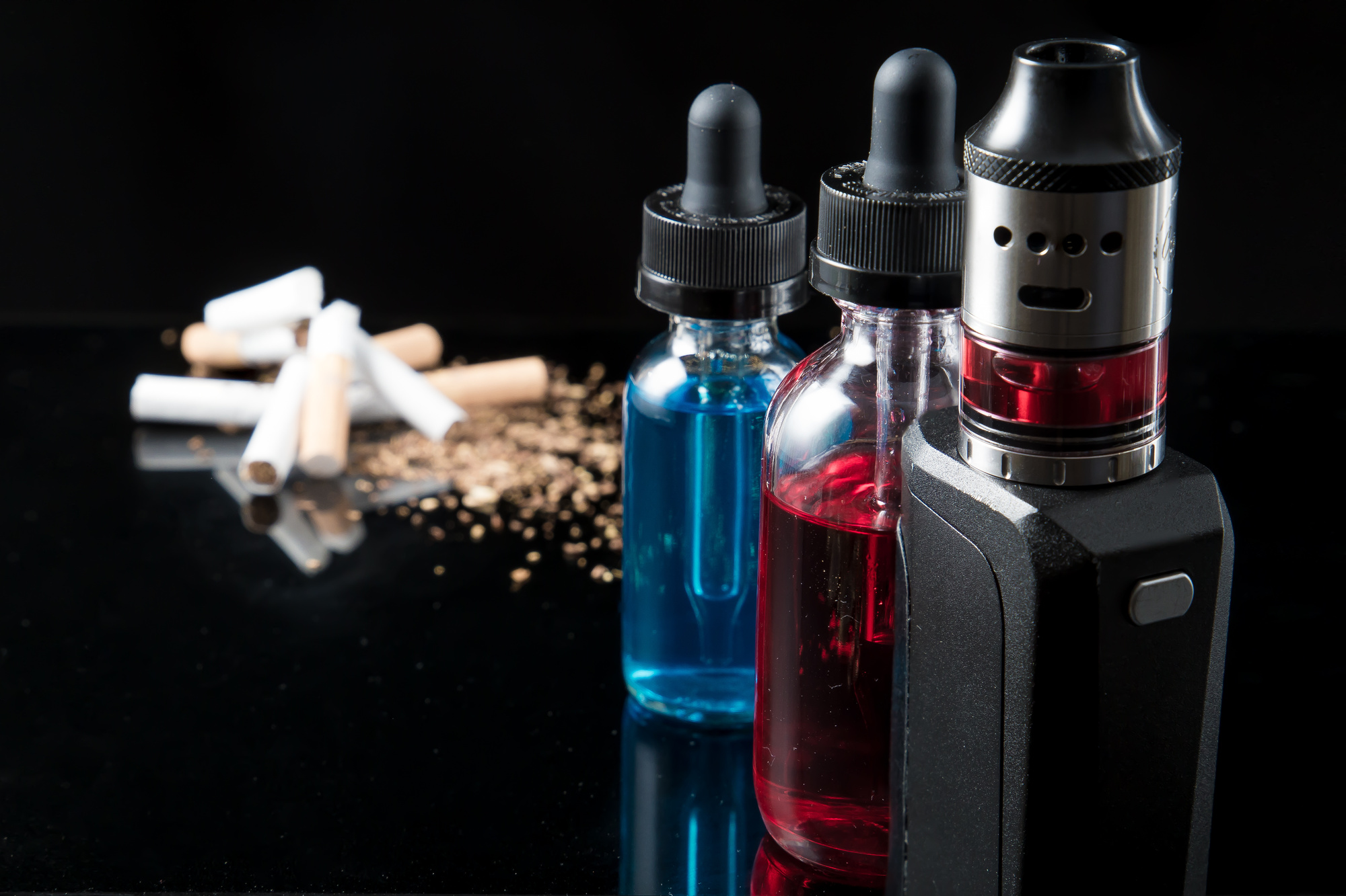 mark it zero: the benefits of nicotine free vape juice