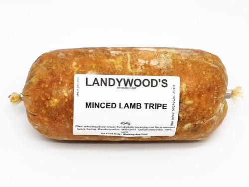 Minced Lamb Tripe 12 x 454g