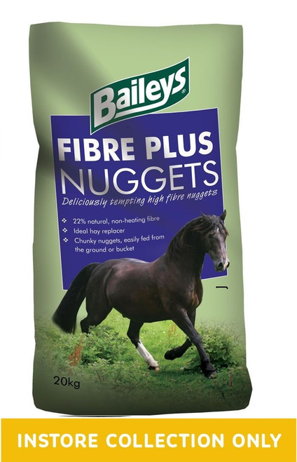 Baileys Fibre Plus Nuggets
