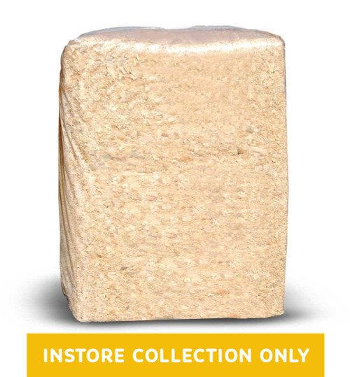 Compressed Wood Shavings Perfect For Animal Pet Bedding for Rabbit, Hamster, Mice, Gerbils, Horses, Cows and Pony