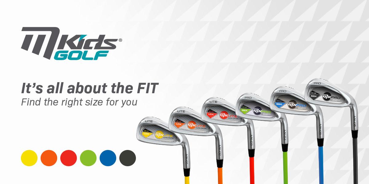 Mkids junior golf clubs