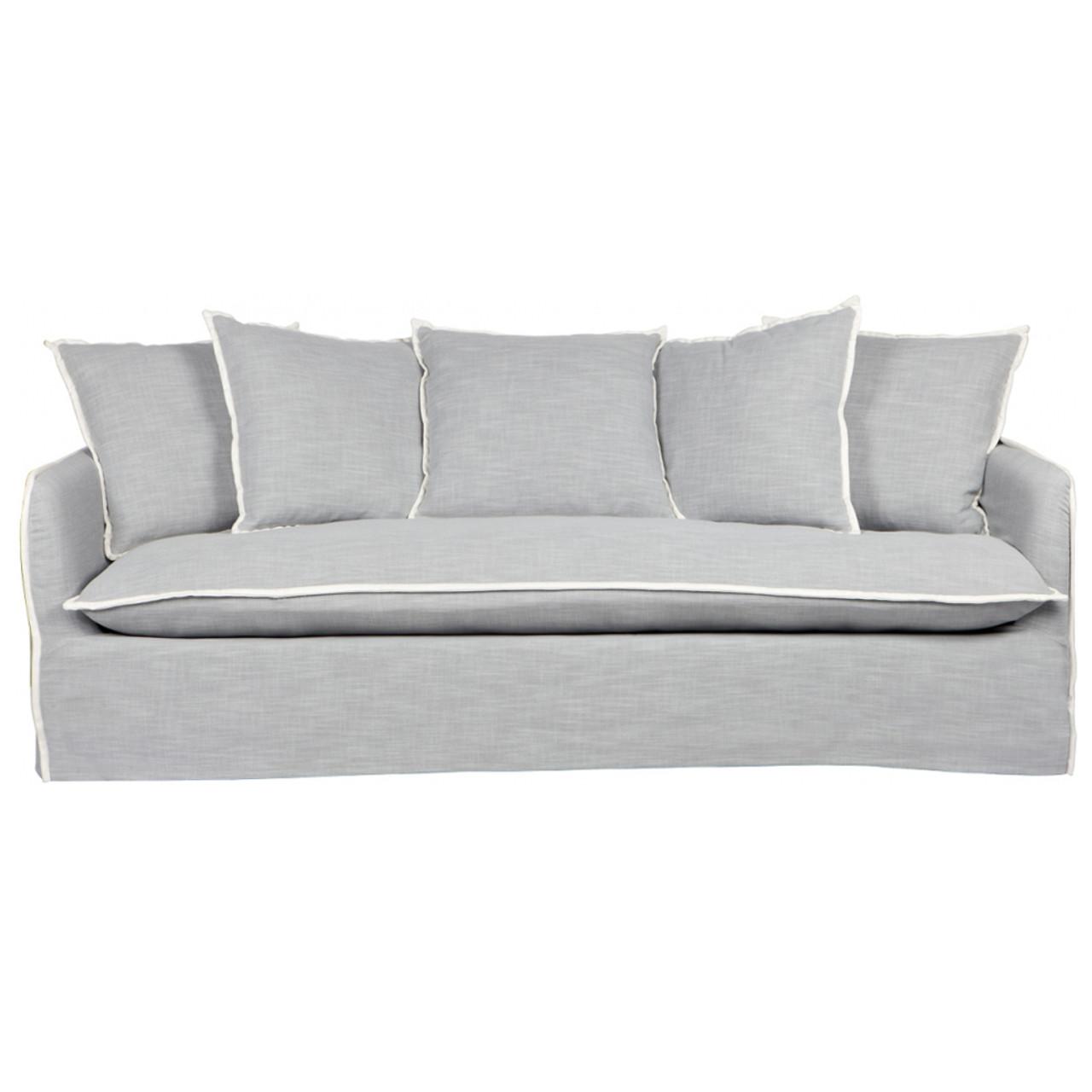 Outstanding Long Island Sofa 3 Seater Interior Design Ideas Clesiryabchikinfo