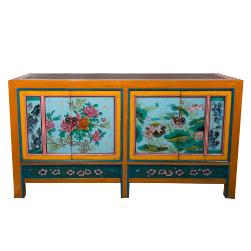 newest dd478 ae13e Bohemian Console Table - Handmade with a Flair of Vintage ...