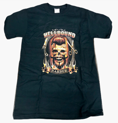Bridge City Brand Hellbound Barber T-Shirt