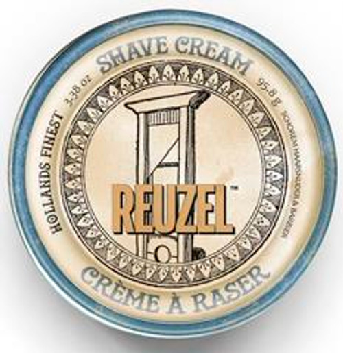 REUZEL SHAVE CREAM 3.38OZ