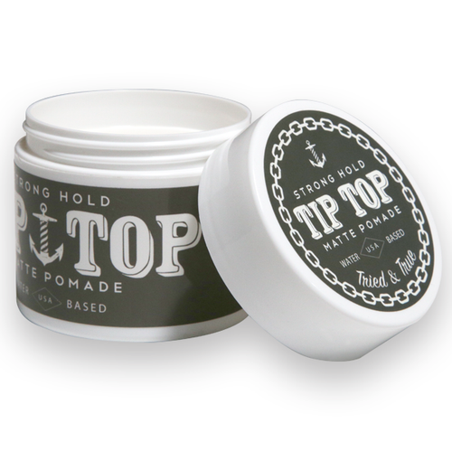 Tip Top Strong Hold Matte Pomade 4.25oz