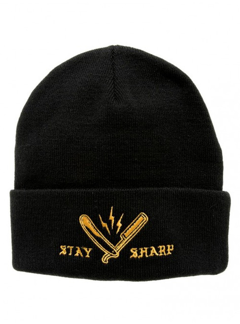 Kustom Kreeps Stay Sharp Toque Beanie