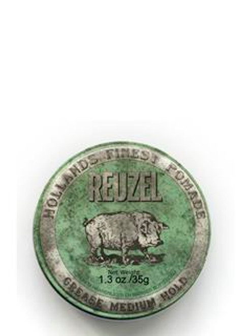 Reuzel Grease 1.3oz - Green Can