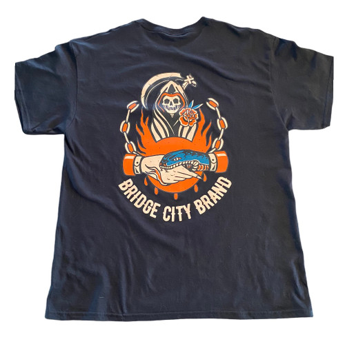Bridge City Brand Men's Reaper T-Shirt