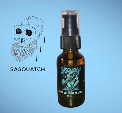 Sasquatch Beard Oil