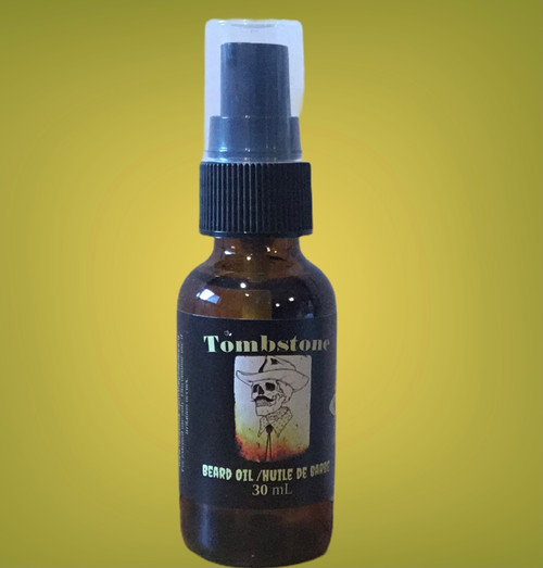 Tombstone Beard Oil